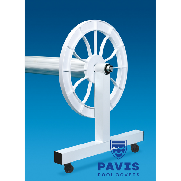 Pavis Fully Mobile Endurance Cover Roller - Poolshop.com.au