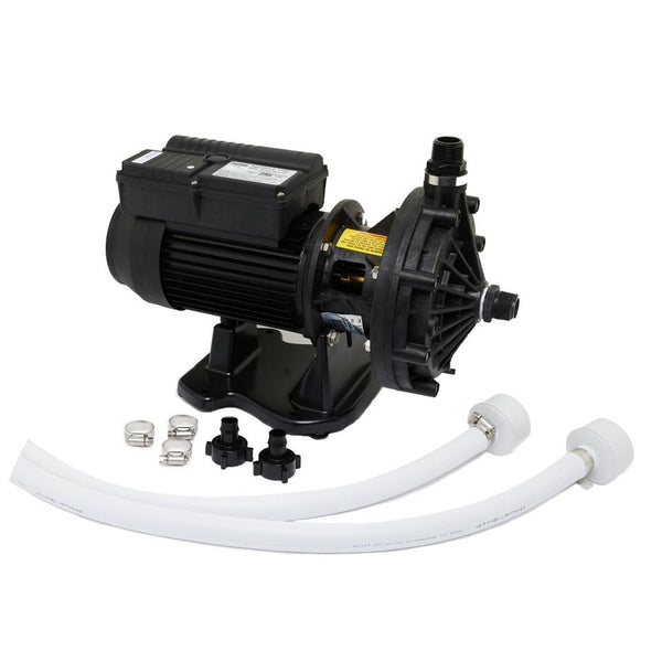 Jet Vac Booster Pump with flexi plumbing kit - Poolshop.com.au