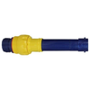 G2 Outer Extension Pipe with Yellow Hand Nut - Poolshop.com.au