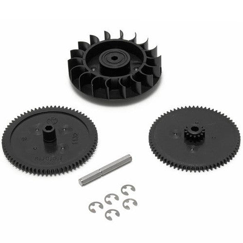 Drive Train Gear Kit with Turbine Bearing (starting seriel #513564) (380/360) - Poolshop.com.au