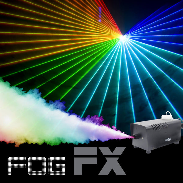 FogFX Portable Fog Machine