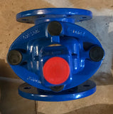 DN100 AVK RESILIENT SEATED GATE VALVE, PN16 #1347