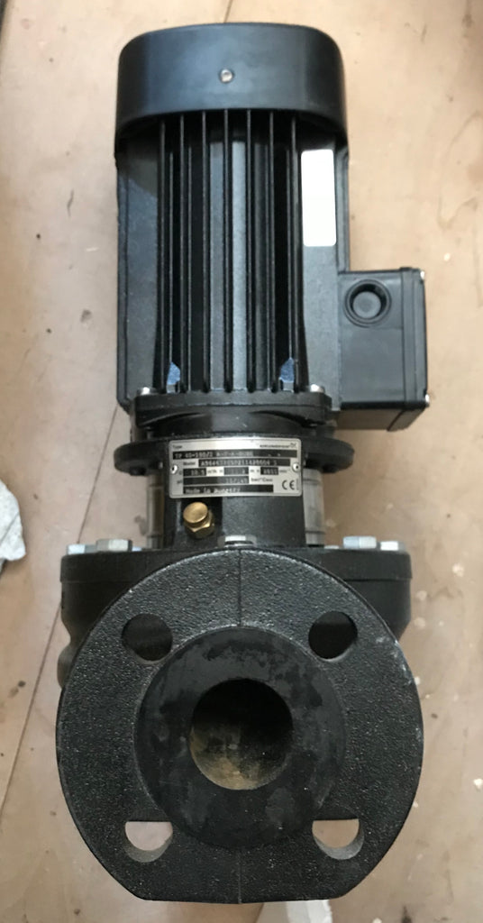 Grundfos TP 40 190/2 A F A BUBE 0.75kW Single Stage Single Head In Line Pump 415v 96463769 #1696