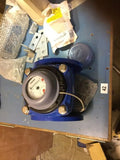 "2.5"" dn65 cold water meter Bmeters Horizontal Woltmann Pulse  #42"