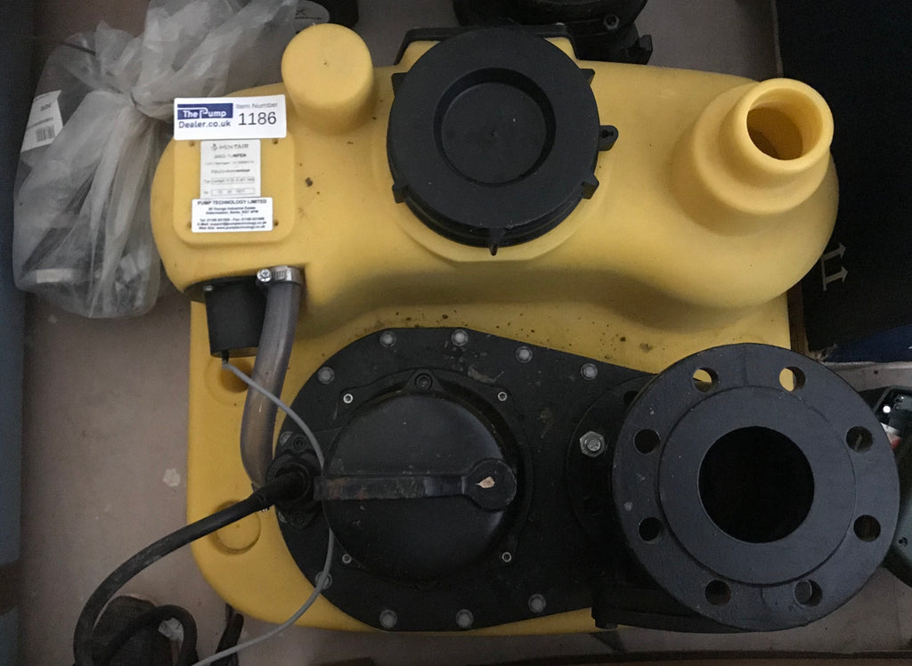 Pentair Jung Pumpen Compli 400E lifting station Waste water Pump Drain Sewage saniflo #1186