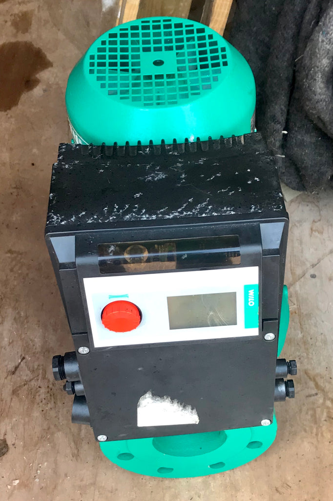 Wilo IP-E 80/115-2.2/2 2053090 Dn80 In Line Pump 415v #1914