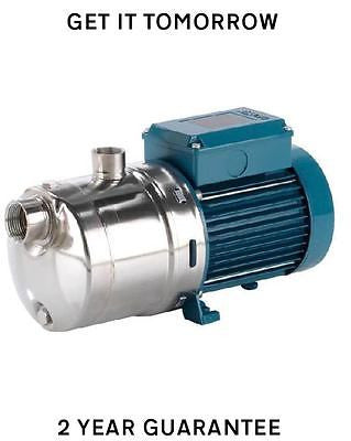 Calpeda MXHM 404/A Horizontal Multi-Stage Booster Pump 240V #27