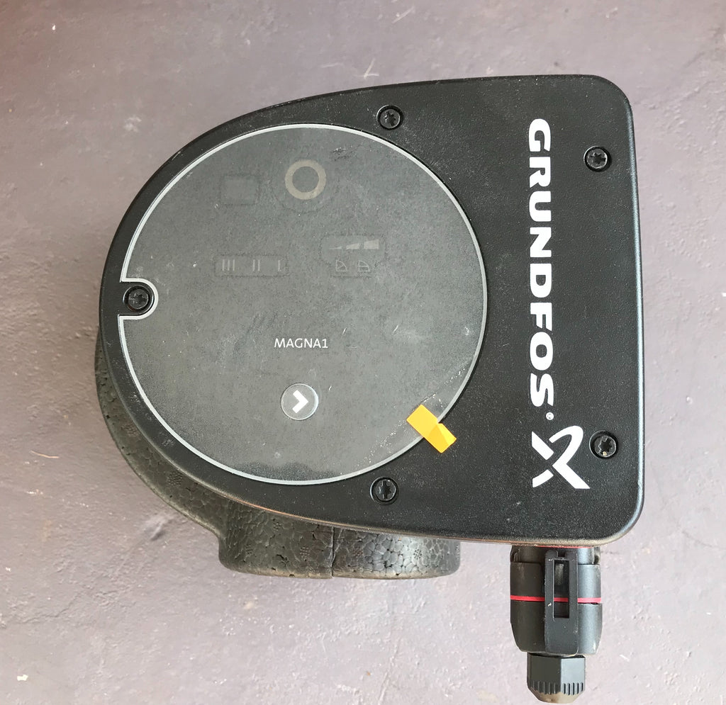 Grundfos Magna1 25-60 180mm Heating Circulator Threaded Pump USED #992