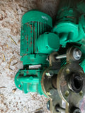 Wilo IPL 40/150-3/2 2089588 Dn40 In Line Pump 415v #1163