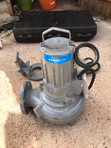 Flygt DP 3068.180 471 1.5kw 3~ submersible waste water pump #955/956
