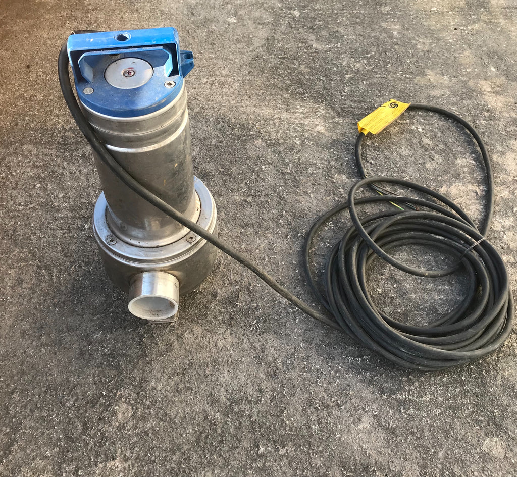 Flygt DXV 50-7 3~ submersible waste water drainage pump #833