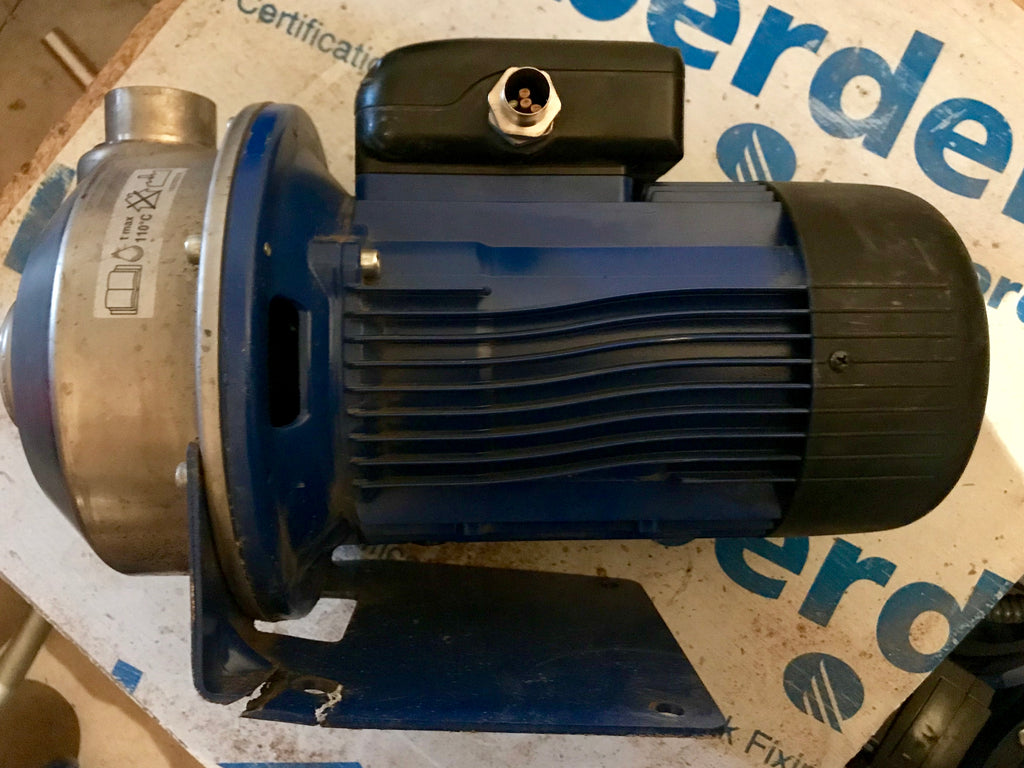 Lowara CEA 370/3/A-V Horizontal Home Booster End Suction 415v Stainless Pump #1868