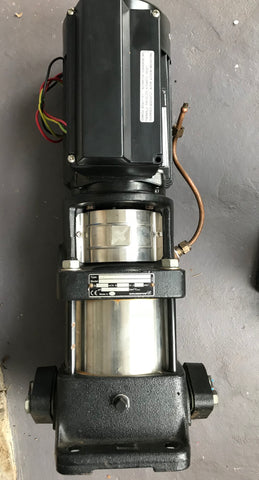 Grundfos CR 2-60 A-A-A AUUV stainless 230v  vertical multistage pump 40760006 #1712 USED