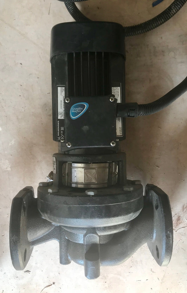 GRUNDFOS TP 50-120/2 A F A BUBE 0.75KW 96402116 SINGLE STAGE SINGLE HEAD IN LINE 2 POLE 415V #1309 USED