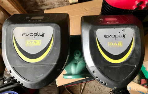 DAB Evoplus D 80/120.40 circulator Pump 240v #2119 USED