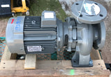 Flowserve MENBLOC MB80-65-125/6.5-2 Horizontal End Suction 415v Pump #1270