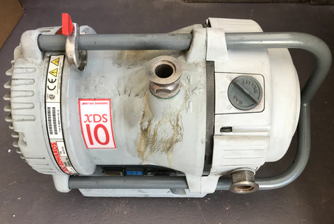 BOC Edwards XDS10 Dry scroll Vacuum Pump #1511