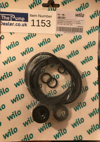Wilo Mechanical Seal 4027301 Mvi2/4/8/16-6 Inch Ep120 Kit #1153