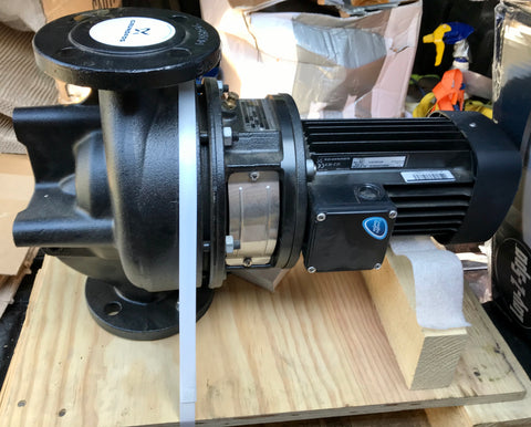 Grundfos TP 50-160/2 in line single stage pump 415v 96086973 #1964