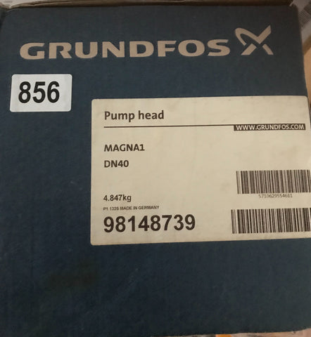 Grundfos Magna 1/D 40-80/100 Replacement Head Service Kit 98148739 #856