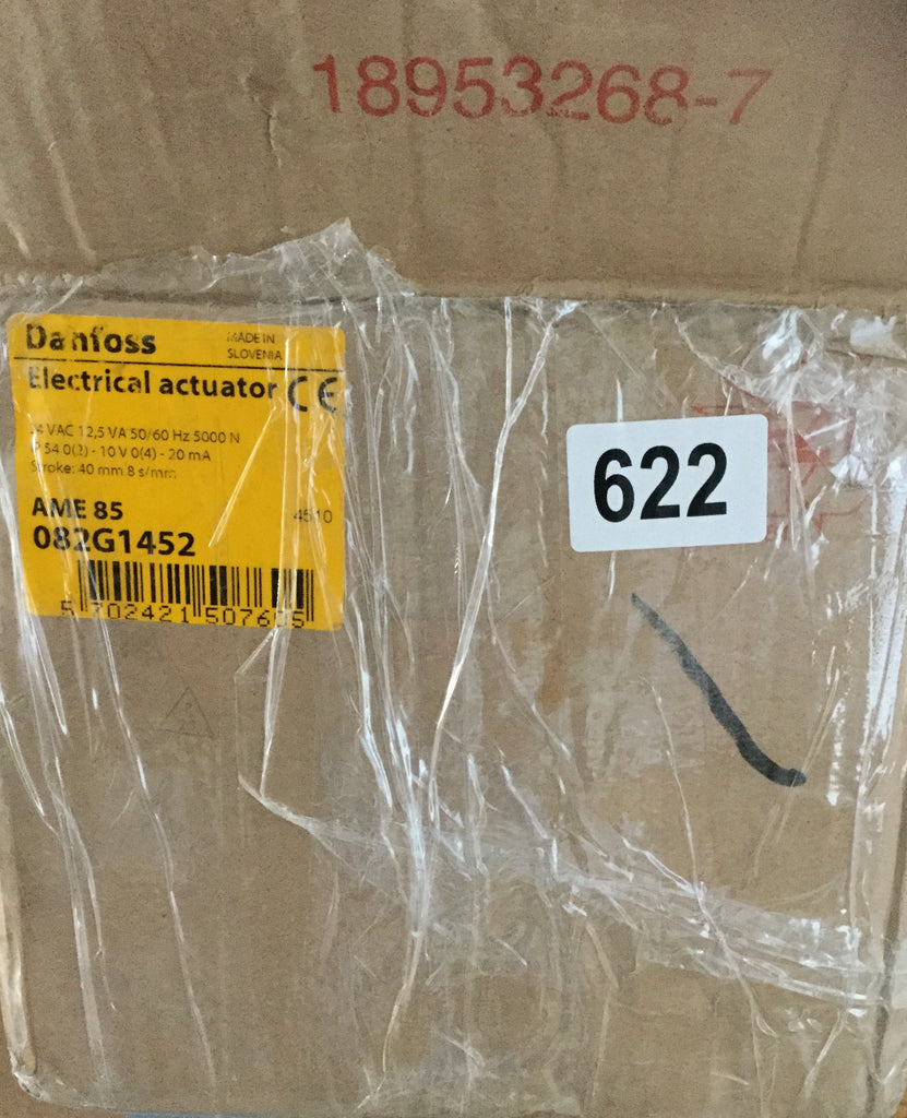 Danfoss AME 85 Modulating Actuator 082G1452 #622