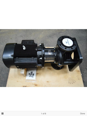 Grundfos TP 100-250/2 A F A BAQE 11kW Single Stage Single Head In Line 2 Pole 415V (96109176)