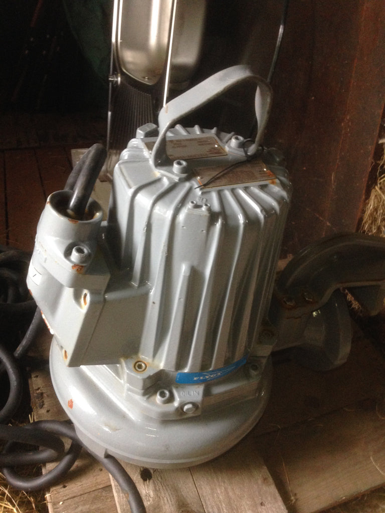 Flygt CP 3127.090 HT 480 5.9kw 3~ submersible waste water pump #401