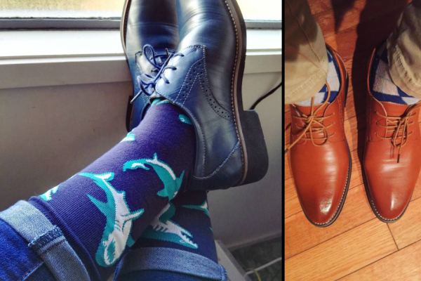 the tomboy s guide to wearing socks with dress shoes tomboy toes wearing socks with dress shoes