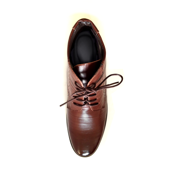 The Barrister's Boots in Dark Brown