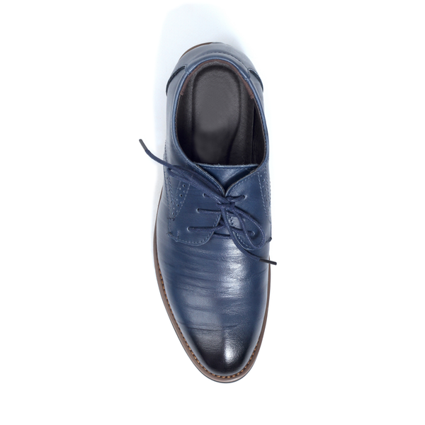 The Downtown Dappers in Blue – Tomboy Toes