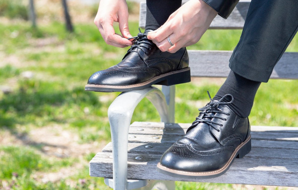 Tomboy Toes - Masculine Dress Shoes in