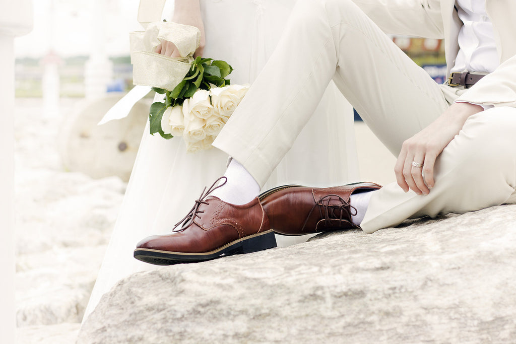 3ef5bad6409 Tomboy Toes - Masculine Dress Shoes in Smaller Sizes
