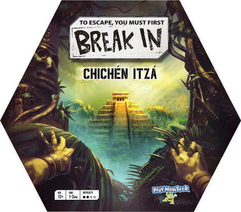 Break In: Chichen Itza (Pre-Order)