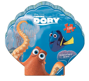 Finding Dory - 100 pc in a Shaped Box