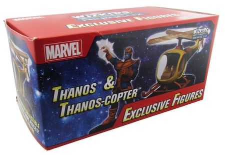 Heroclix - Thanos & Thanos-Copter - 2018 Convention Exclusive