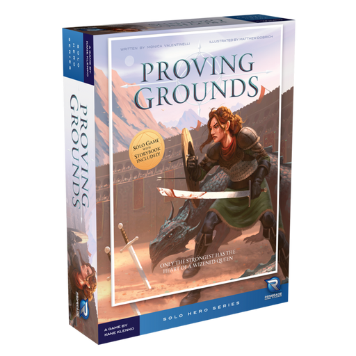Solo Hero Series - Proving Grounds (Pre-Order)