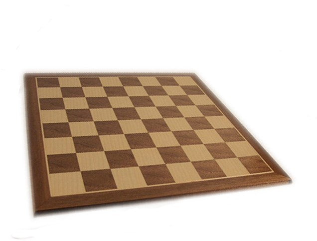 WE Games Wood Checkers Set