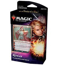 Throne of Eldraine Planeswalker Deck - Rowan