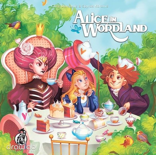 Alice in Wordland (Pre-Order)