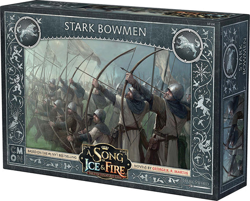 A Song of Ice & Fire Tabletop Miniatures Game: Stark Bowmen Unit Box