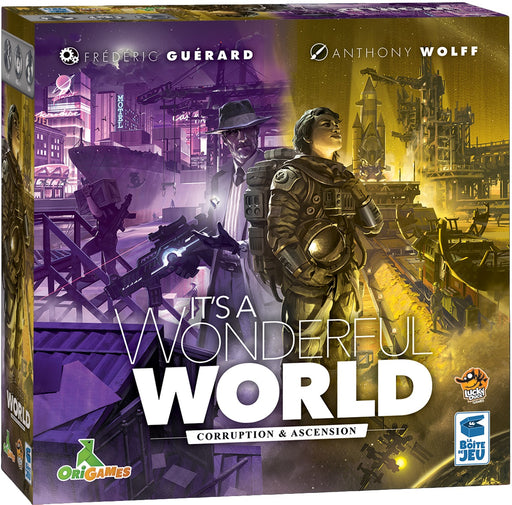 Its a Wonderful World: Corruption & Ascension Expansion (Pre-Order)
