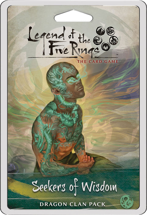 Legend of the Five Rings LCG: Seekers of Wisdom - Dragon Clan Pack