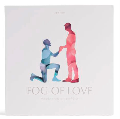 Fog of Love: Male Cover (Pre-Order)