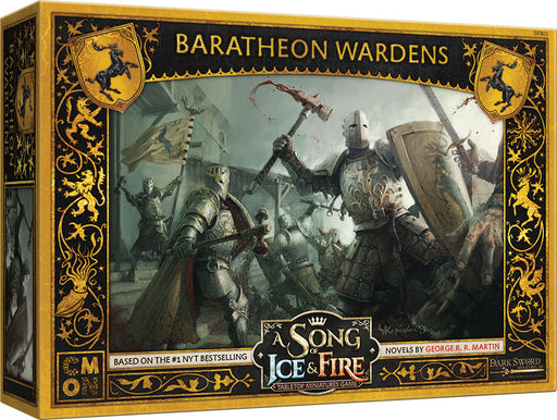 A Song of Ice & Fire Tabletop Miniatures Game: Baratheon Wardens Unit Box