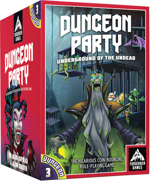 Dungeon Party - Underground of the Dead (Pre-Order)