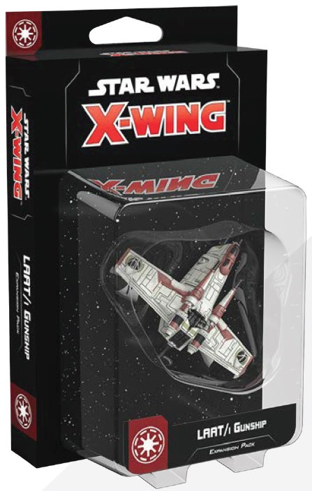Star Wars X-Wing: 2nd Edition - LAAT/i Gunship Expansion Pack