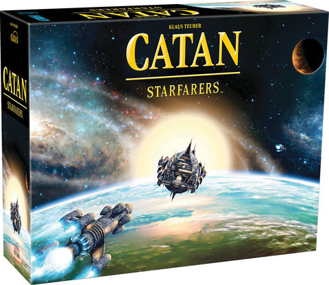 Catan: Starfarers - 2nd Edition (Stand Alone)