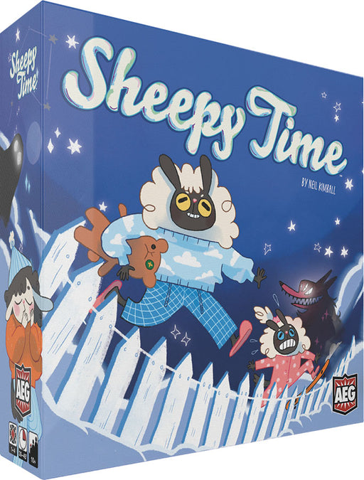 Sheepy Time (Pre-Order)