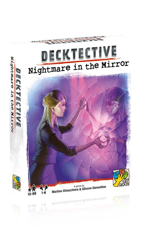 Decktective - Nightmare in the Mirror (Pre-Order)