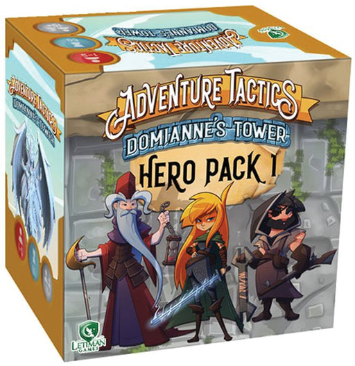 Adventure Tactics: Domiannes Tower - Hero Pack (Pre-Order)